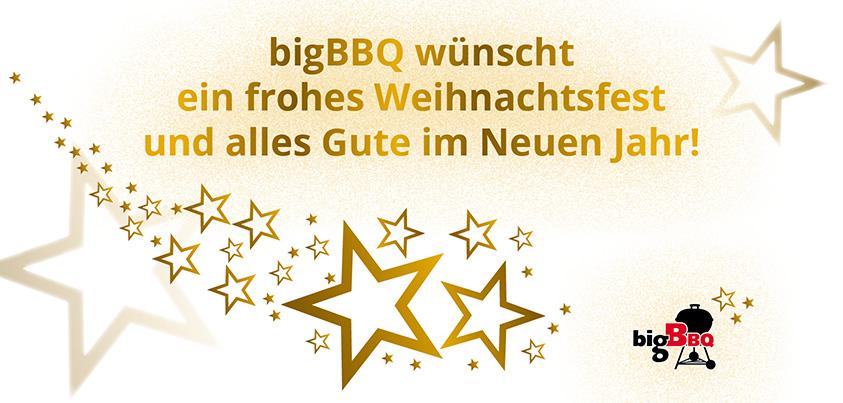 bigBBQ Frohe Weihnachten 2013
