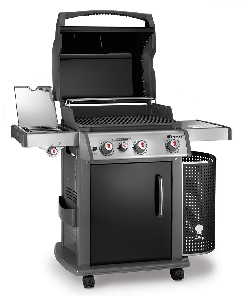 Weber grill neuheiten 2016 for Weber gasgrill spirit