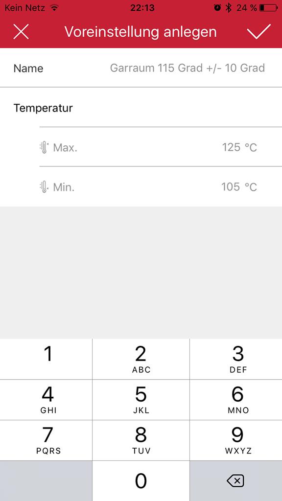 temperaturbereich
