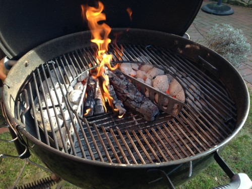 Weber Holzkohlegrill Pizzastein : Weber mastertouch bigbbq page part