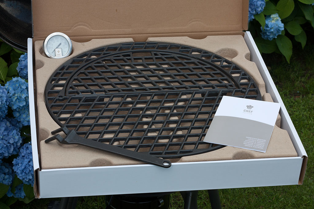 Outdoorchef Holzkohlegrill Test : Outdoorchef kensington 570 c u2013 chef edition 2016 bigbbq.de