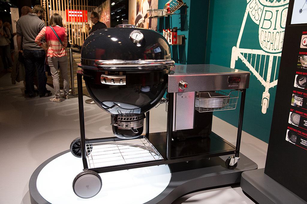 Weber Elektrogrill Thermometer : Weber elektrogrill umbauen auf gas grillschweine umbau