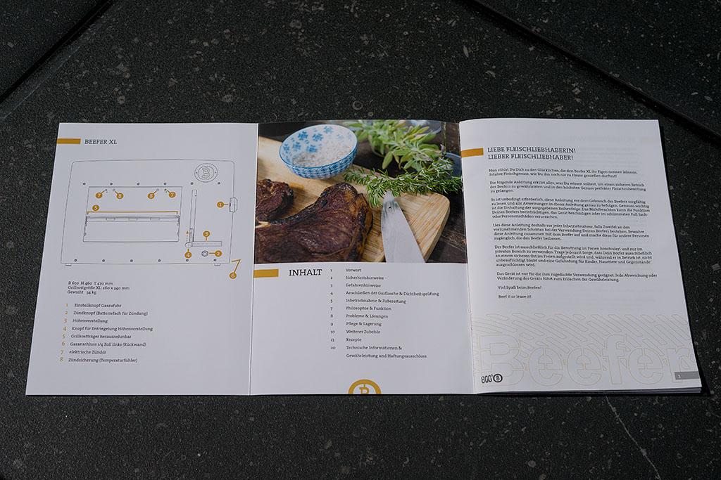 Outdoorküche Mit Kühlschrank Bedienungsanleitung : Beefer bigbbq.de