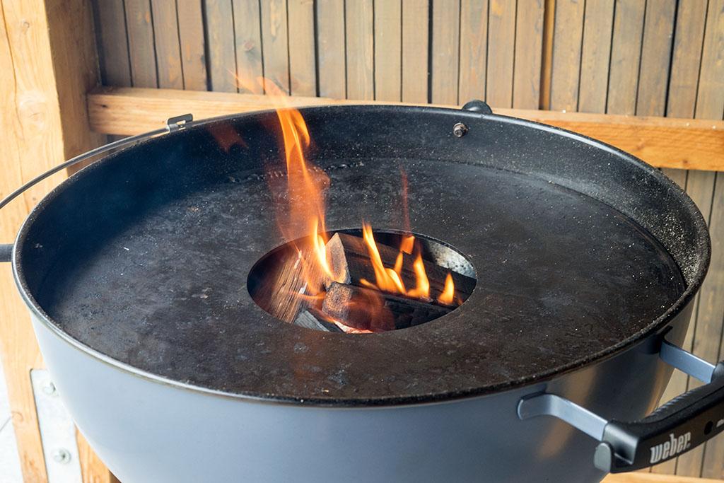 Weber Elektrogrill Einbrennen : Edelstahl grillrost für weber q q grills ersatzrost für q serie