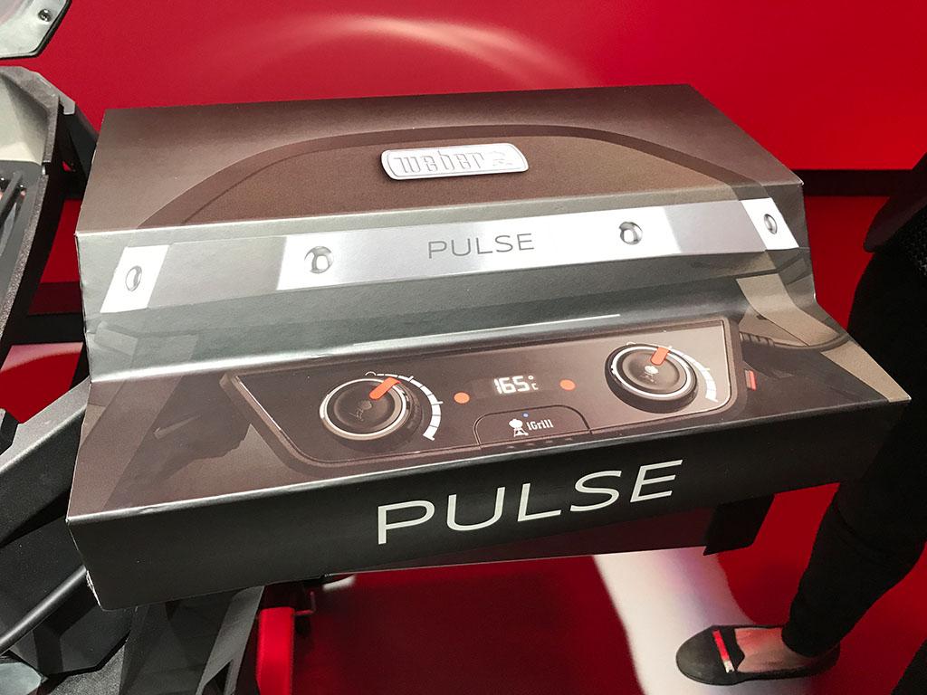 Weber Elektrogrill Pulse : Spoga impressionen 2017 grill neuheiten 2018 bigbbq.de