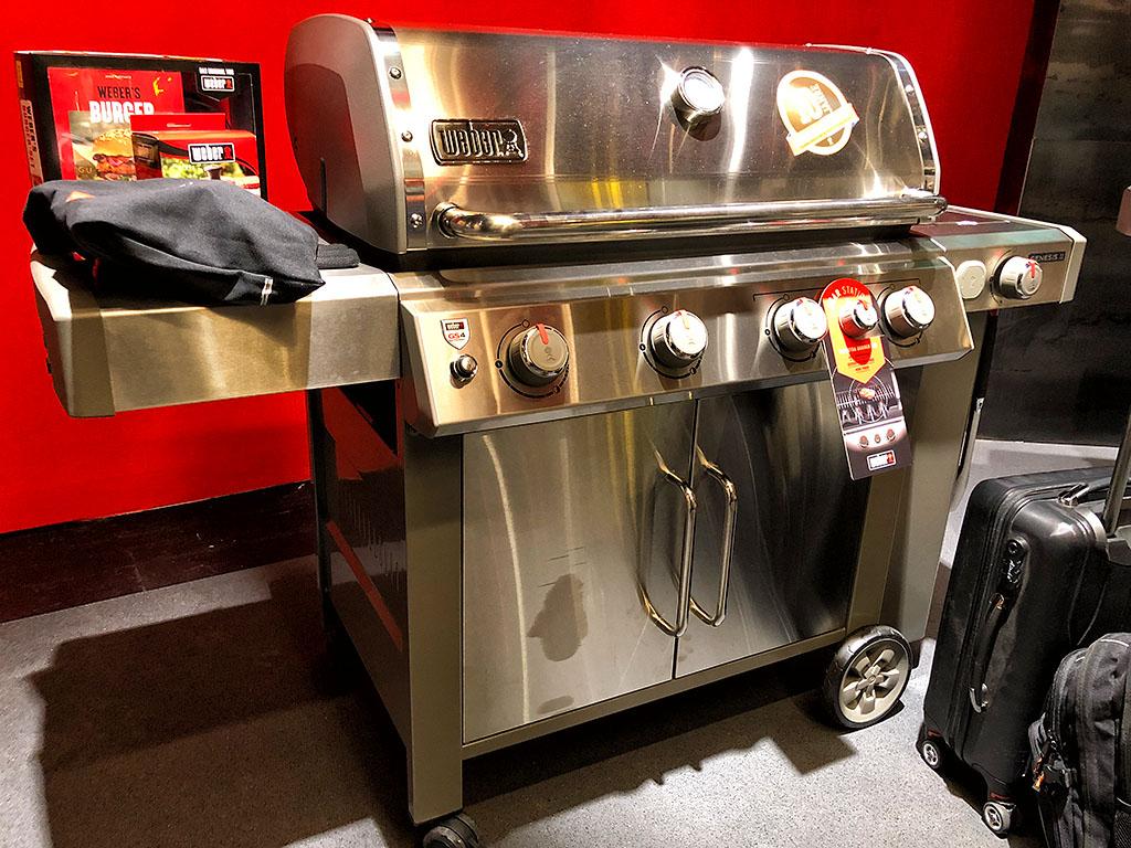 Weber Outdoor Küche Edelstahl : Alno küchen kiel u küche de paris
