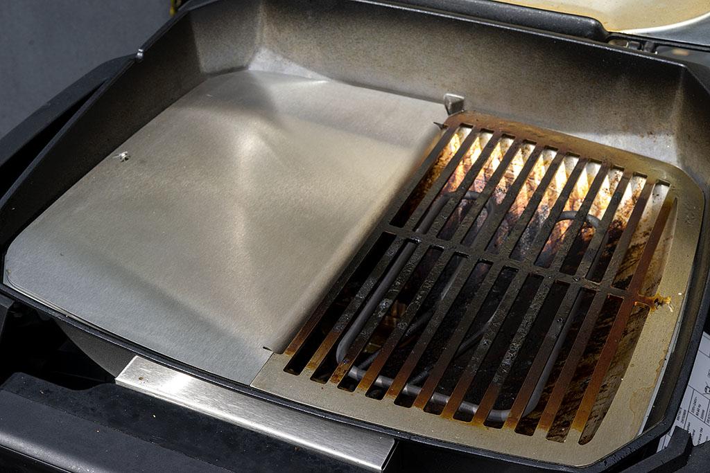 Plancha Elektrogrill Test : Grillrost und plancha für die weber pulse serie von grillrost