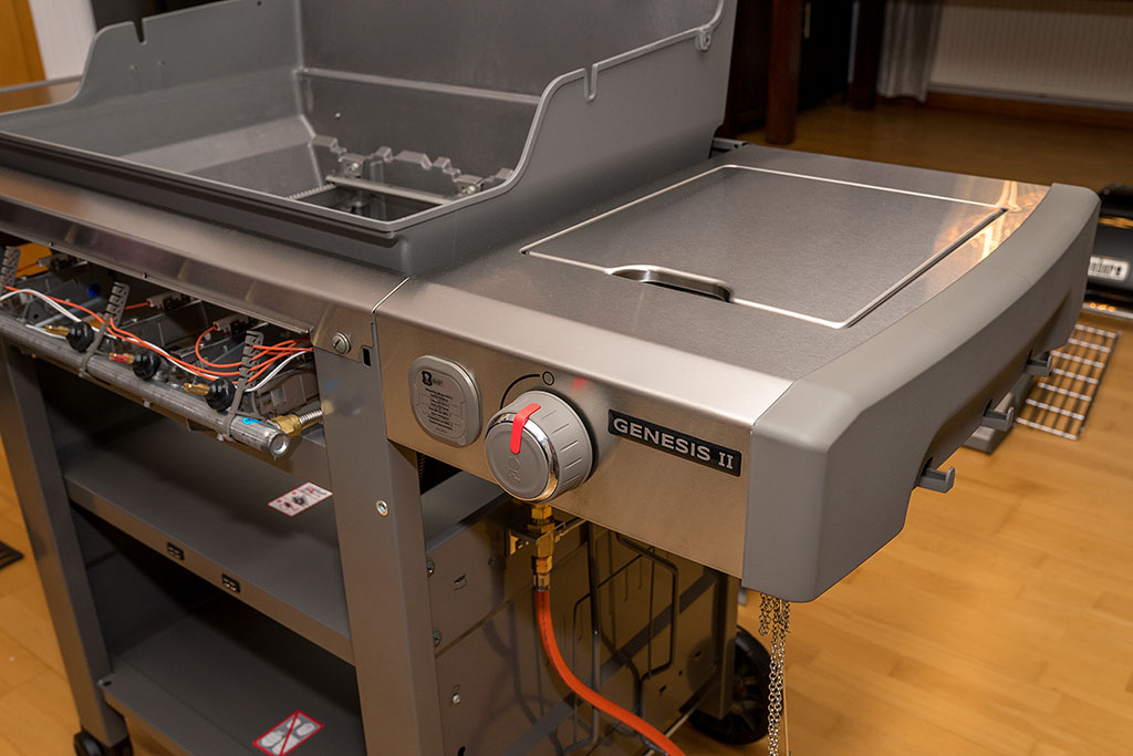 Weber Elektrogrill Zusammenbauen : Weber bigbbq